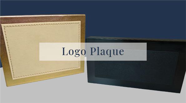 Logo Plaque